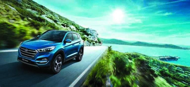 Покупай Hyundai Tucson— получай выгоду!