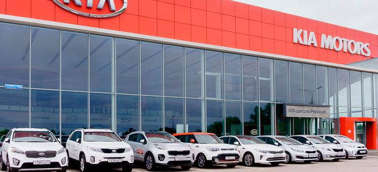 Официальный визит Президента KIA Motors Rus вТулу