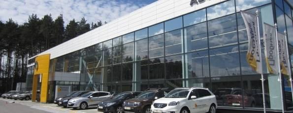 «Автобан-Renault»