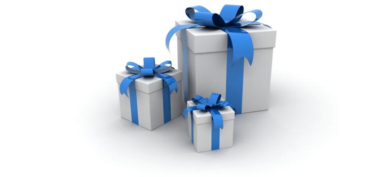 Подарки приТО вмарте!