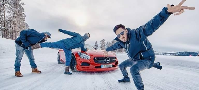 12июня 2017 года легендарная группа Linkin Park выступили вБерлине наарене Mercedes-Benz