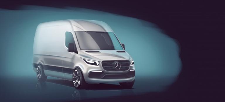 Новый Mercedes-Benz Sprinter появится вРоссии всентябре 2018 года