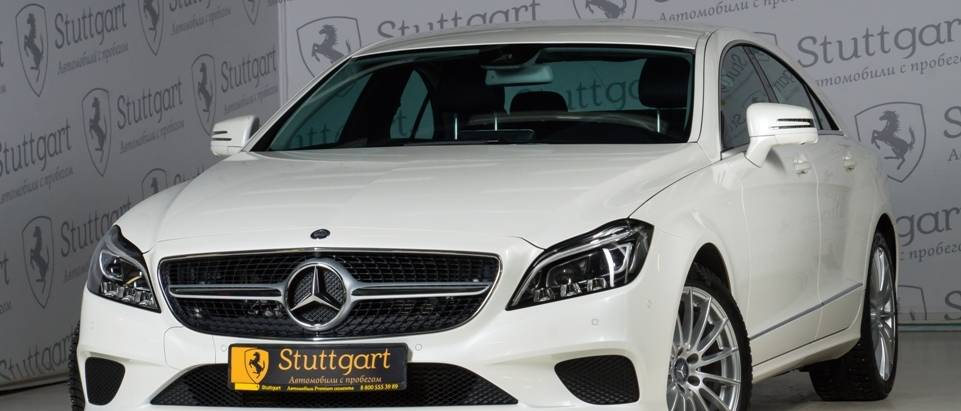 Снижение стоимости Mercedes-benz CLS250 4Matic. 2014г.в., 13700 км. !