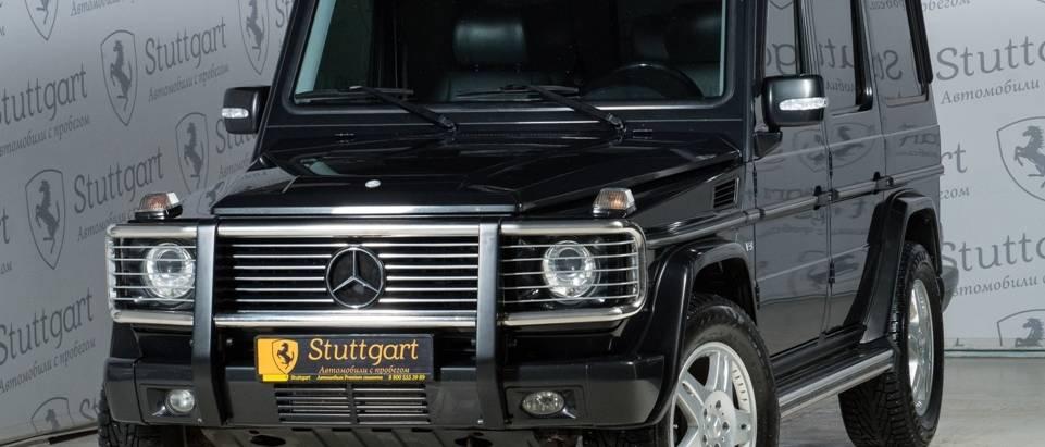 Снижение стоимости Mercedes-benz G500. 2008г.в., 133000 км. !