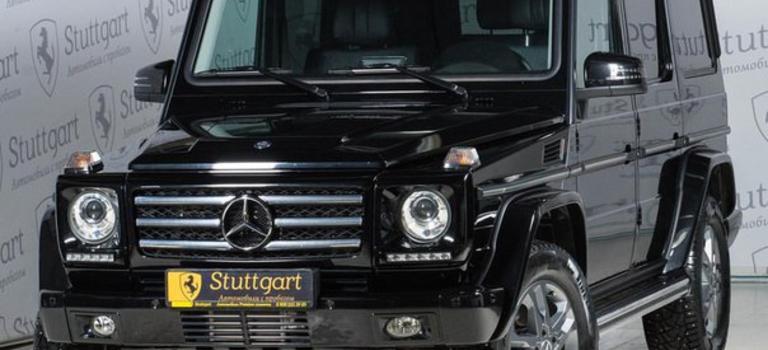 Mercedes-benz G35031