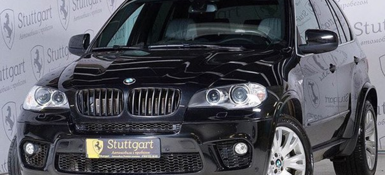 BMW X5 xDrive50i 2012г