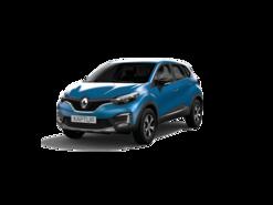 Renault KAPTUR 2.0 AКП4 (143 л.с.) 4x4 Drive