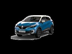 Renault KAPTUR 2.0 AКП4 (143 л.с.) 4x4 Style