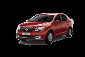 Renault Logan 1.6 МКП5 (82 л.с.) Privilege