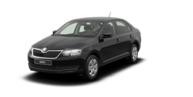 ŠKODA Новый Rapid Лифтбэк 1.6 MT (90 Hp) 2WD Active