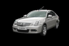 Nissan Almera 1.6 MT5 (102 л.с.) 2WD Comfort A/C с ЭРА-ГЛОНАСС