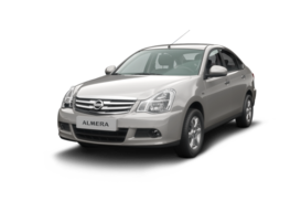 Nissan Almera 1.6 MT5 (102 л.с.) 2WD Welcome с ЭРА-ГЛОНАСС