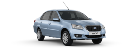 Datsun on-DO 1.6 МТ (87 л.с.) 2WD Trust II