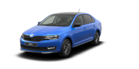 ŠKODA Rapid Лифтбэк 1.6 AT (110 Hp) 2WD Monte-Carlo