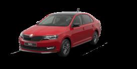 ŠKODA Новый Rapid Лифтбэк 1.6 AT (110 Hp) 2WD Monte-Carlo