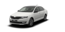 ŠKODA Rapid Лифтбэк 1.4 AT (125 Hp) 2WD Monte-Carlo