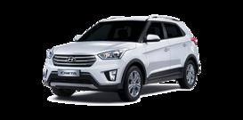 Hyundai CRETA 1.6 6MT (123 л.с.) 2WD Start