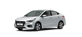 Hyundai SOLARIS 1.6 6AT (123 л.с.) 2WD Elegance