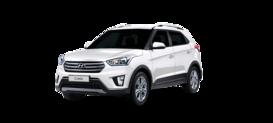 Hyundai Creta 1.6 6AT (121 л.с.) 4WD Travel