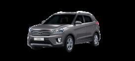 Hyundai CRETA 1.6 6AT (123 л.с.) 2WD Active