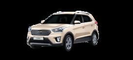 Hyundai Creta 1.6 6MT (121 л.с.) 4WD Comfort
