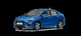 Hyundai Solaris 1.6 6AT (123 л.с.) 2WD Elegance+ Safety + Prestige