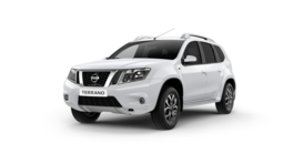 Nissan Terrano 2.0 MT6 (143 л.с.) 4WD Elegance Plus