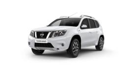 Nissan Terrano 1.6 MT5 (114 л.с.) 2WD Elegance